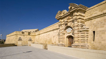Fort Manoel Open to Public
