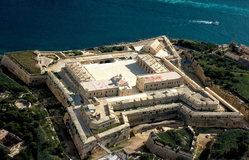 Fort Manoel Open Day - 10th November 2019