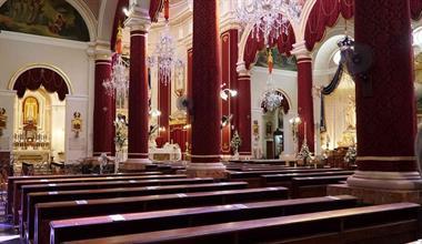 MIDI sponsorship for Our Lady of Mount Carmel Church in Gzira