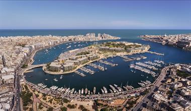 PA approves revised MIDI Masterplan for Manoel Island