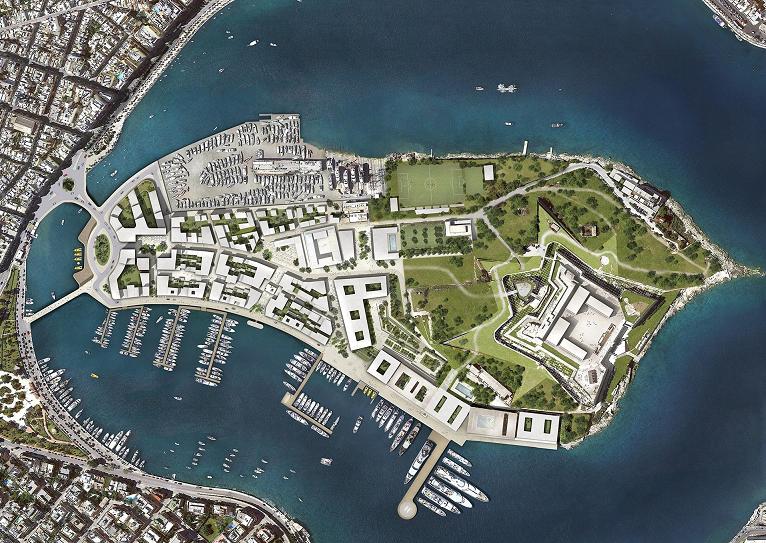 Manoel Island Master Plan - Public Consultation Meeting